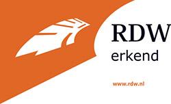 Autobedrijf Klaassen is RDW erkend.